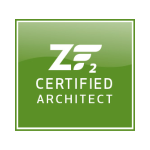 Zend Framework 2 Certified Architect Certification