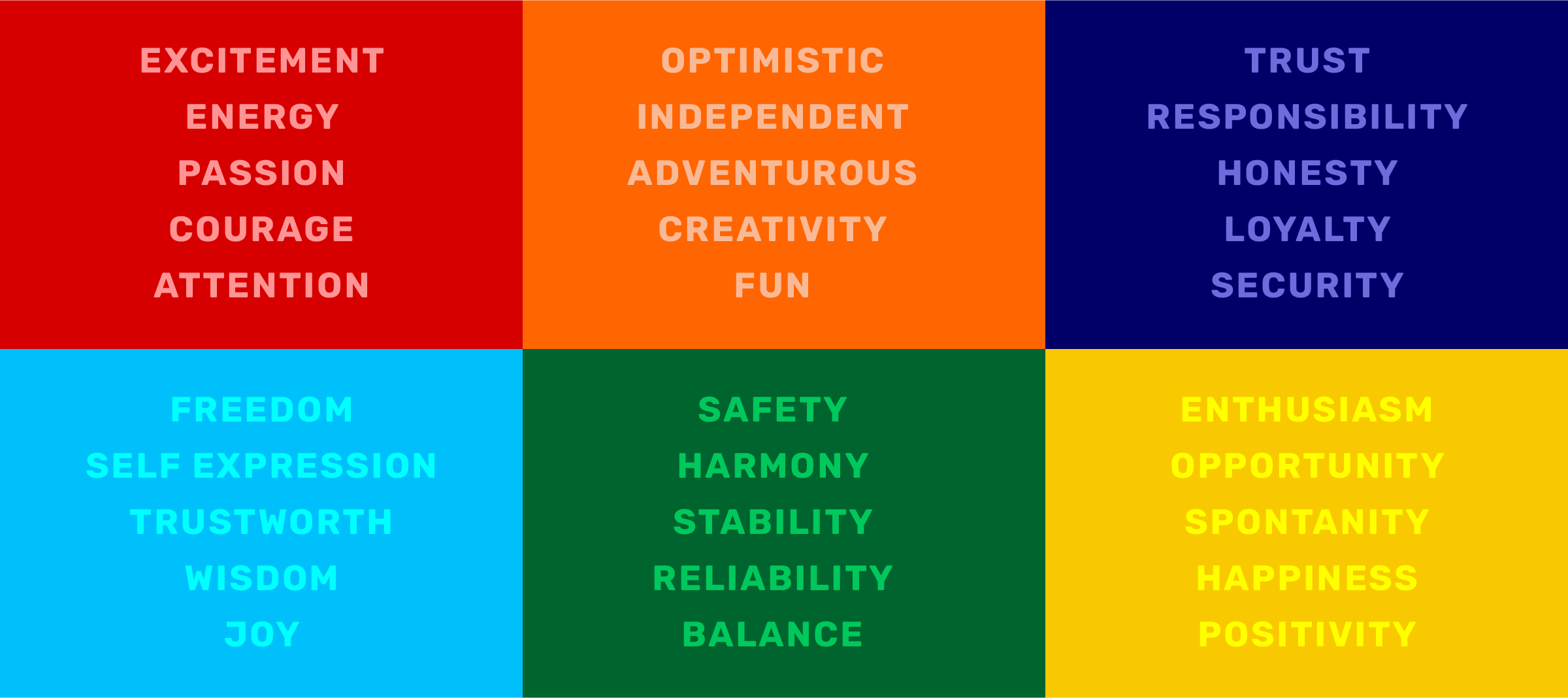 Make an Impact: Creative Ways to Make Your Website Stand Out Article color theory image
