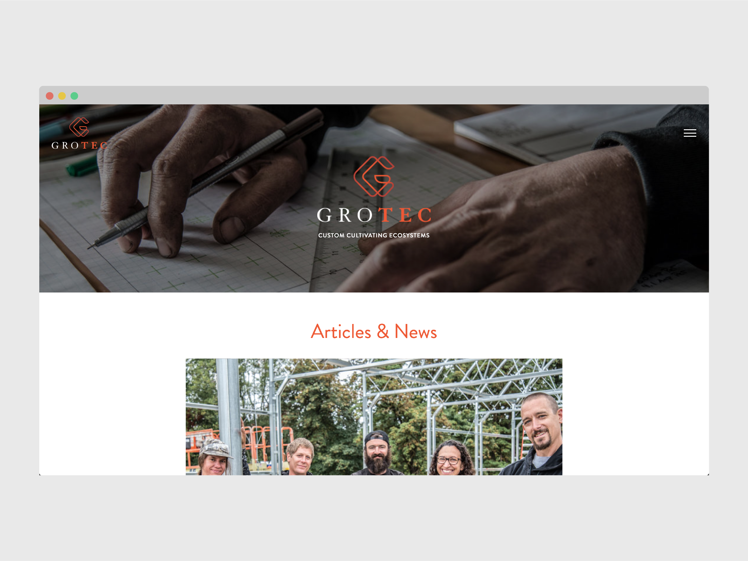 Grotec articles and news blog page