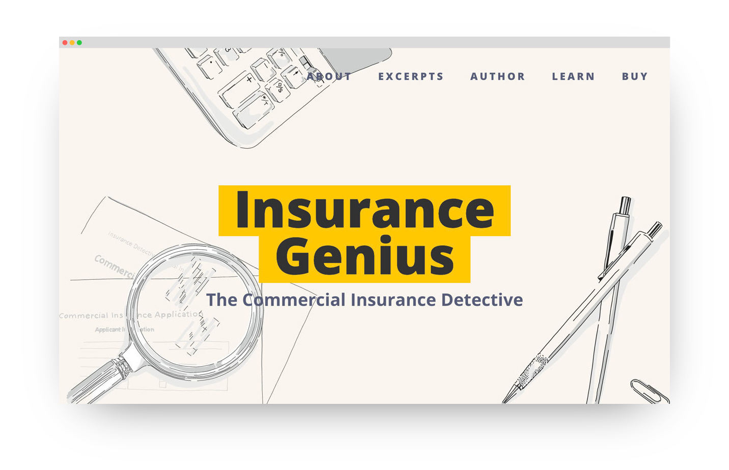 Insurance Genius - Project Thumbnail