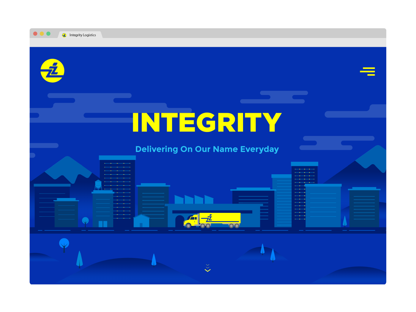 Integrity Logistics trucking case study