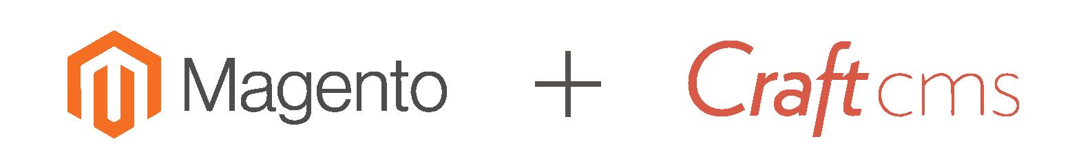 Using Magento and Craft together Logo