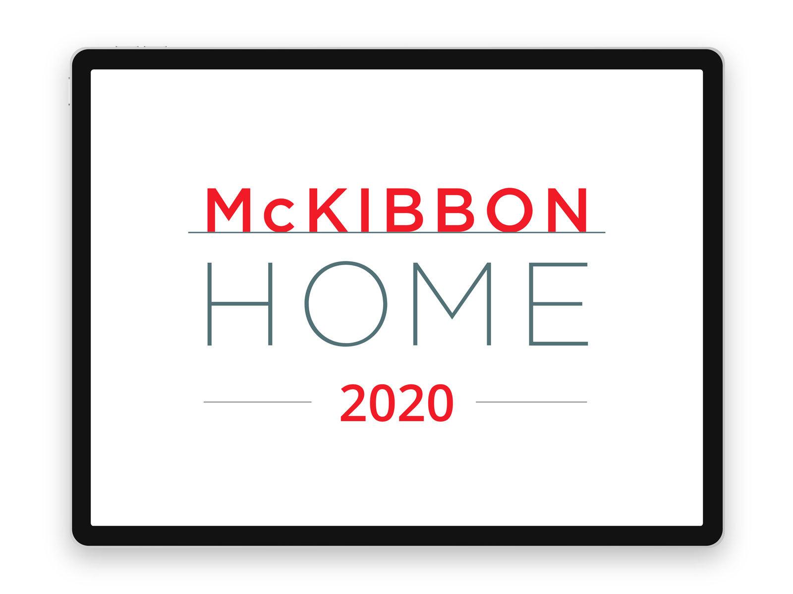 McKibbon Home - 2020 Goals Image