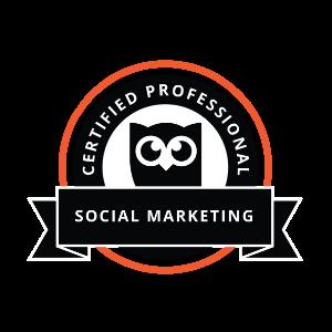 Hootsuite Social Certification