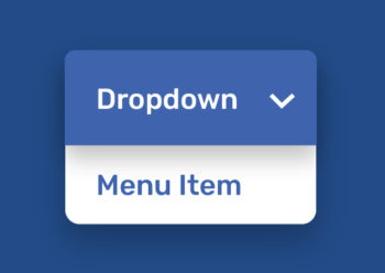 Does Your Website Navigation Pass the Test? - Dropdown Menu