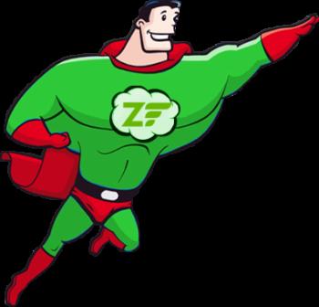 Zend Framework 2 Hero Logo