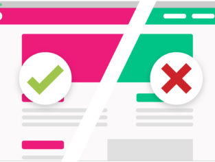 How to Use Google Optimize to A/B Test Your Website: Part 2 - A/B Test image browser results
